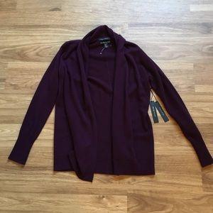 Tahari Cashmere Sweater NWT